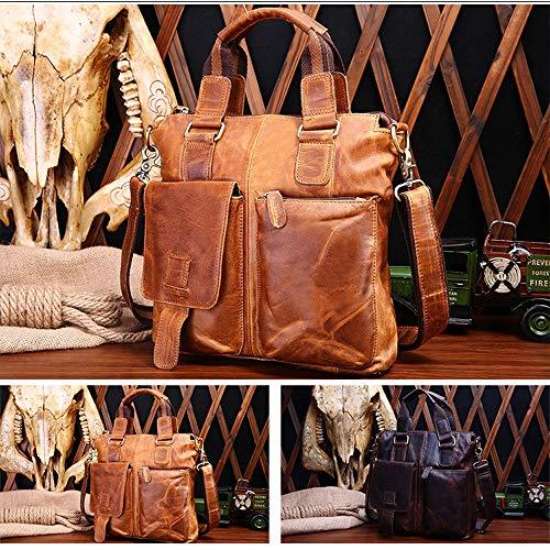 Hommes Épaule Cartable Ecole Sacs Messenger Travail Laptop Bandoulière Rétro De Red Toile Bag b Kingee Nouveau Sport Sac Femmes Briefcase Portés UXB47