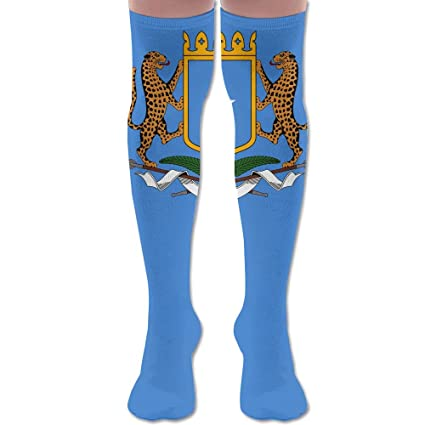 91386de53a8 Image Unavailable. Image not available for. Color  Somalia Flag Long Socks  ...