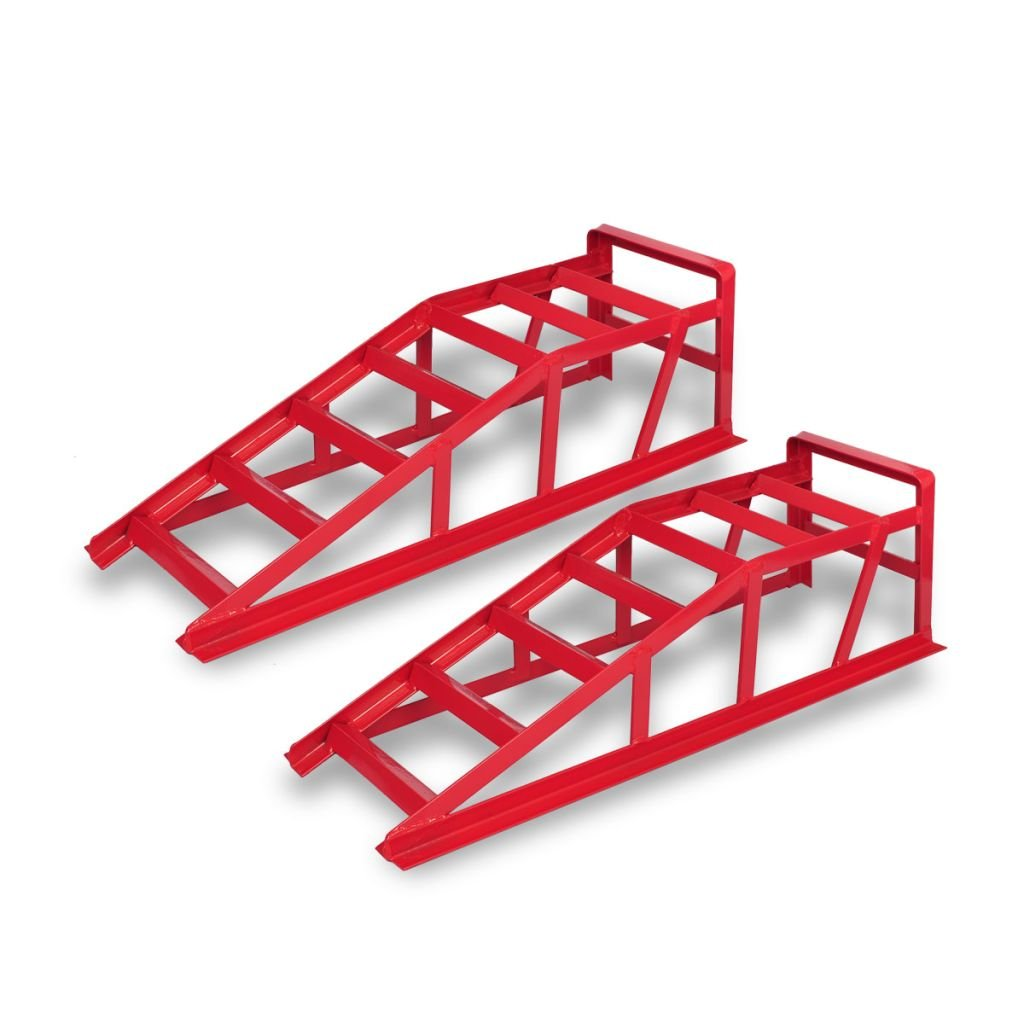 Rampe per auto coppia di rampe per auto vidaXL 15209