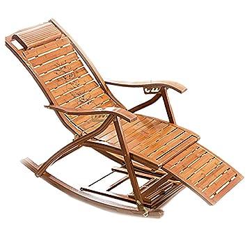 En Chaise Bambou Defeng Longue Pliante Sieste Repas QtrCxhsd