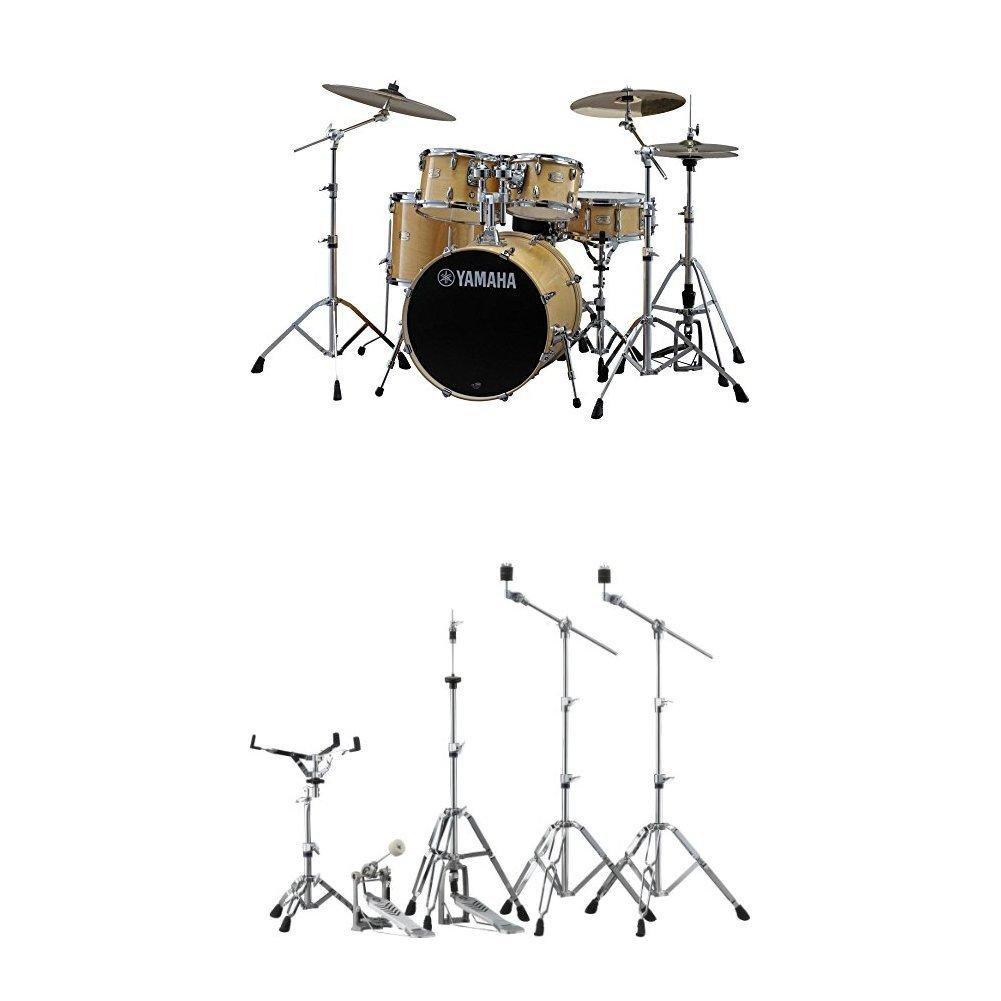 1ac0e1dd1065 Amazon.com  Yamaha Stage Custom Birch Standard Drum Kit with Hardware