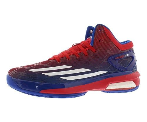 f038ba794ec4 adidas Men s C76568 Crazylight Boost Athletic Shoes