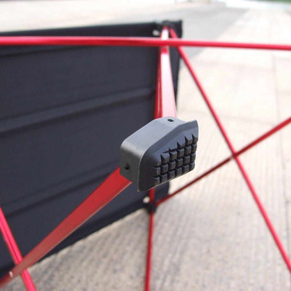 TOOGOO(R) Portable Foldable Folding Table Desk Camping Outdoor Picnic 7075 Aluminium Alloy Ultra-light