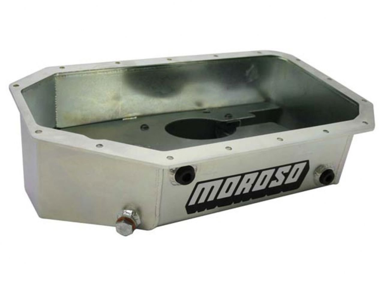 Moroso 20915 Steel Race Baffle Oil Pan