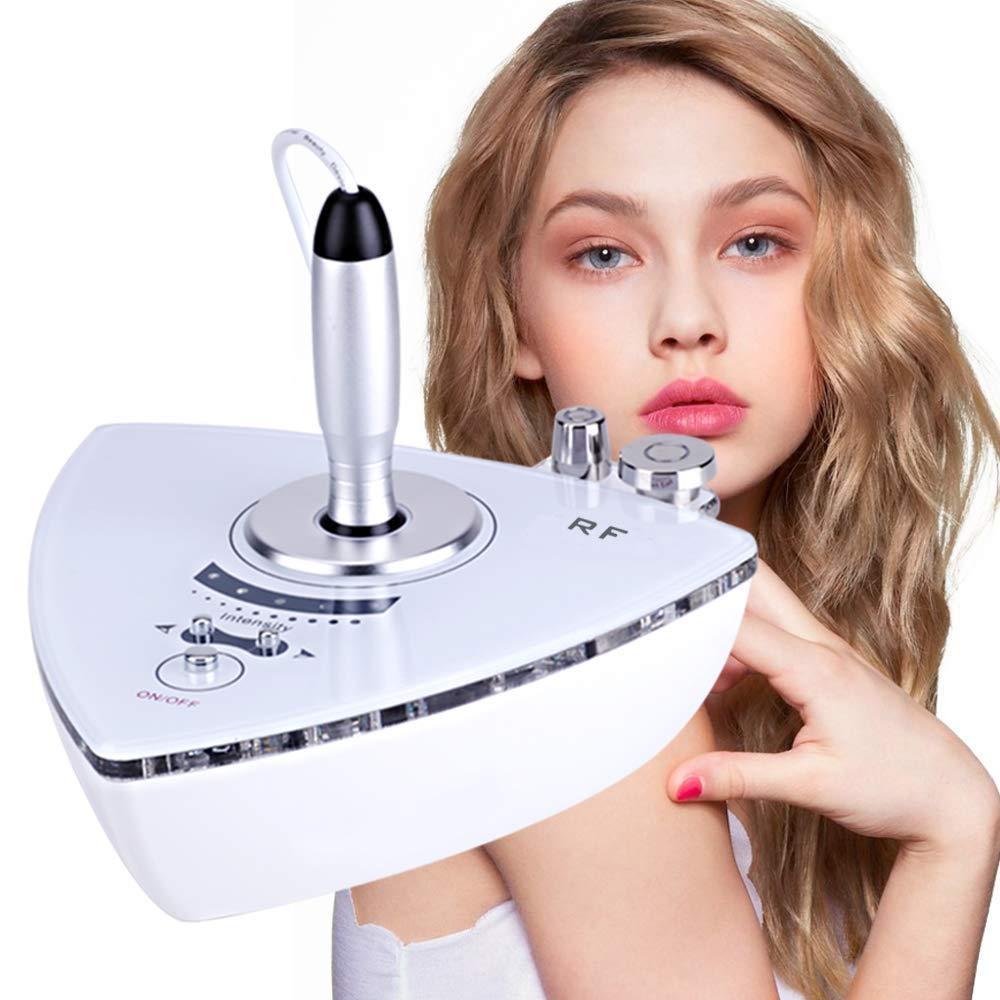 RF の無線周波数の顔の美機械、家の使用のための携帯用顔機械皮の若返りのしわの取り外しの皮のきつく締まる反老化の皮の心配 B07PGMXYTB