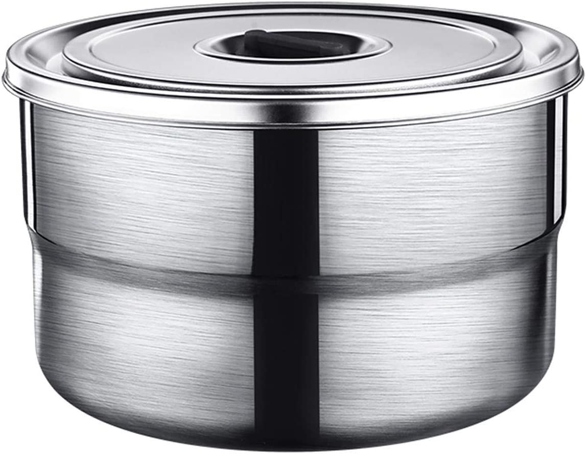 Stainless Steel Food Container,Stainless Steel Food Storage Containers With Lids Airtight Keep Food Fresh,Coffee And Food Storage Canister Perfect For Camping,Lunches,Leftovers