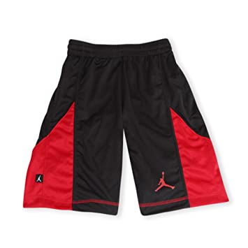 Amazon.com : Boys Youth Nike Air Jordan Dri Fit Basketball Shorts ...