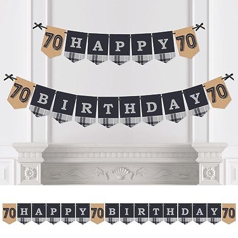 Amazon 70th Milestone Birthday