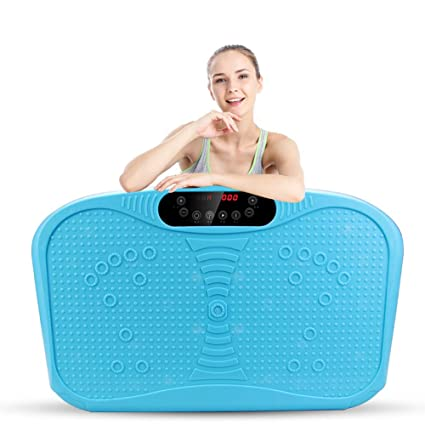 JIANGJIE Fitness Vibration Platform Wholebody Massager Máquina de ...