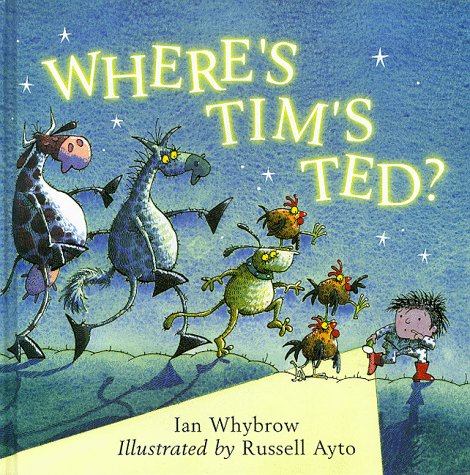 Where's Tim's Ted? ebook