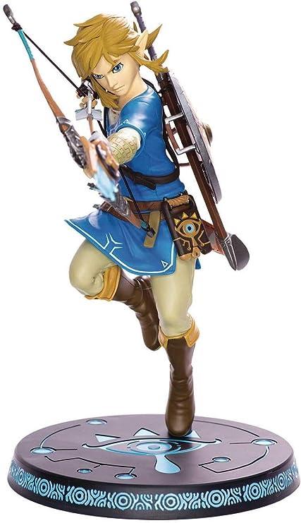 Leyenda de Zelda: Aliento de la Higo Enlace Salvaje: Amazon.es: Juguetes y juegos