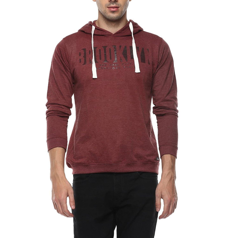 Elaborado Hooded Cotton Tshirt   DR   XXL   E9TF54