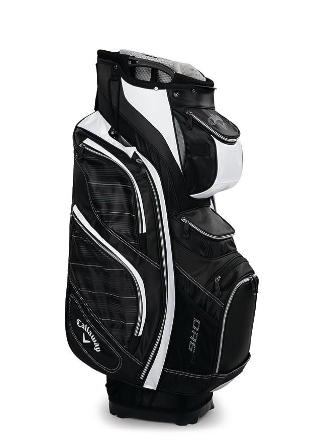 Callaway Org 14 - Bolsa para Carro de Golf, Color Negro/Gris ...