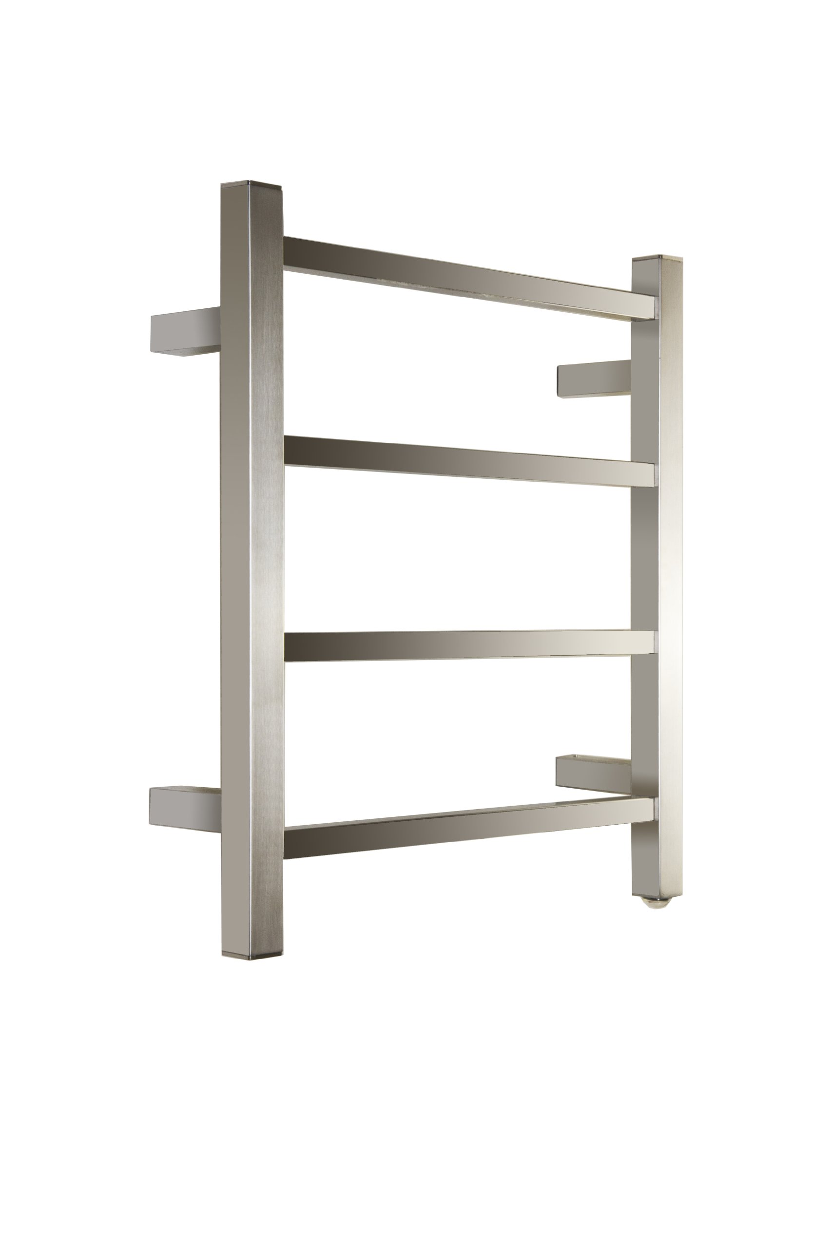 Virtu USA VTW-120A-BN Kozë Collection Towel Warmer, Brushed Nickel