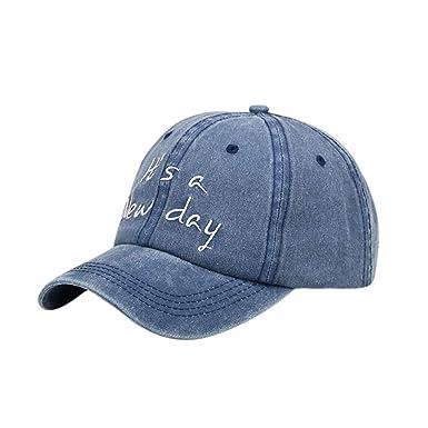 Gorra de béisbol, Vintage gastada Moda de béisbol de Visera, Its ...