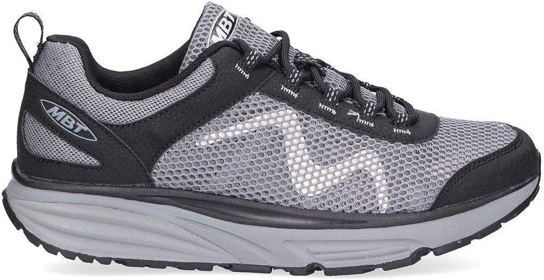 MBT 70092526Y - Zapatillas Deportivas para Hombre, Nailon, Color Gris Gris Size: 44.5 EU: Amazon.es: Zapatos y complementos