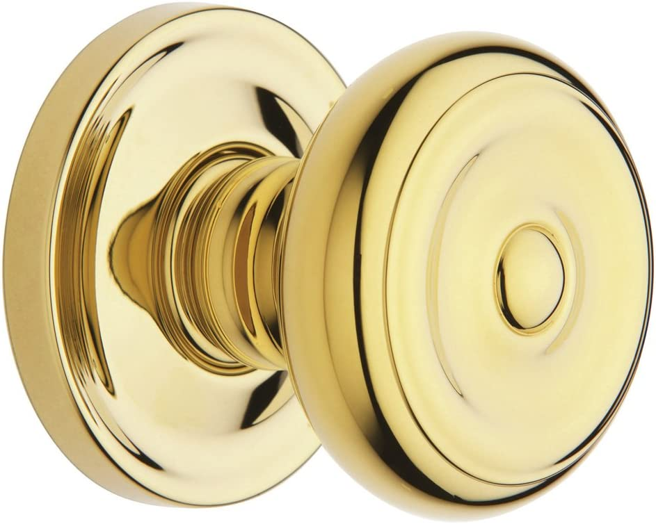 Baldwin 5020.150.PASS Solid Brass Door Knob