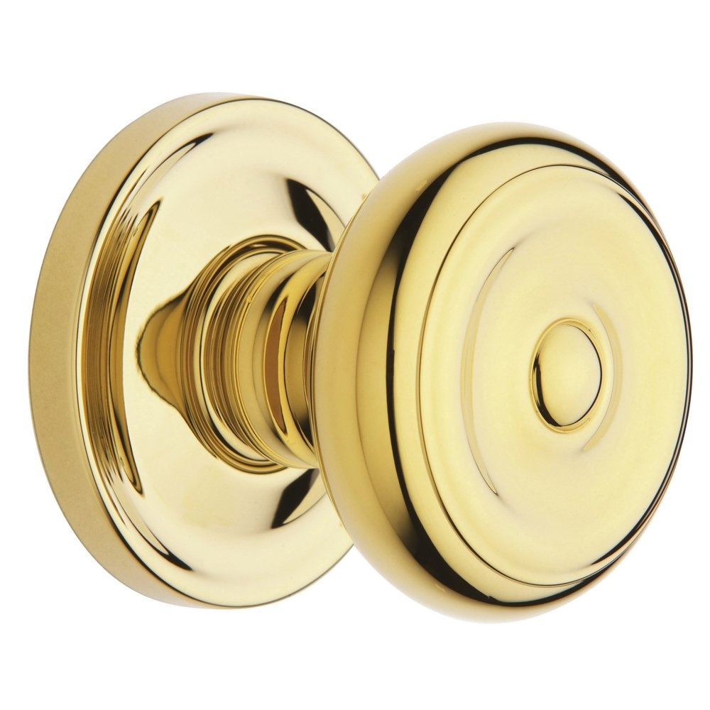 Baldwin 5020.150.PASS Solid Brass Door Knob
