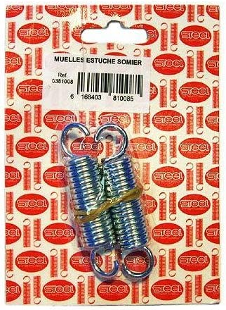 Steel - Muelle 2,4X15X18V (Bl-2)0381008: Amazon.es: Bricolaje ...