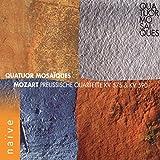 Mozart: Preussische Quartette (Prussian Quartets): String Quartet No. 21 in D Major, K. 575; String Quartet No. 23 in F Major, K. 590