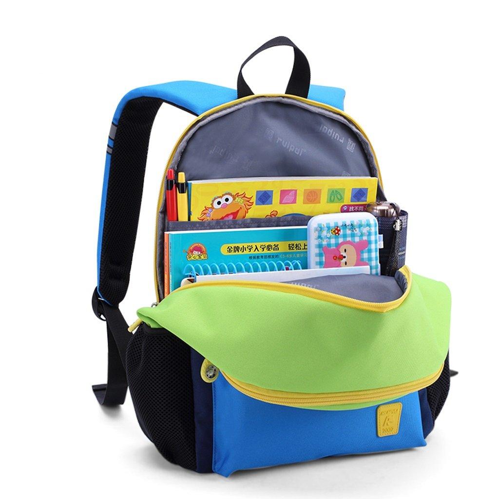 LBYMYB Mochila De Guardería para Mochila Escolar Mochila Infantil (Color : : (Color A) 98d422