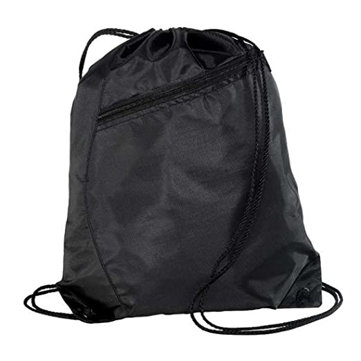 97c21fec20a1 Amazon.com | Bagiva Colorblock Cinch Pack Drawstring Bag Backpack ...