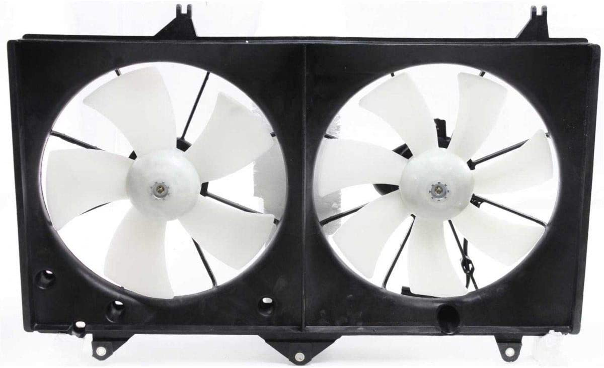 167110H020-PFM TO3115122 New Cooling Fan Assembly for Toyota Camry Solara 02-08