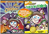 Fairly Odd Parents - Abra-Catastrophe & Timmy's Top