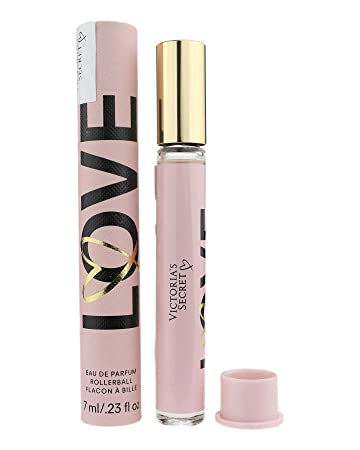 Amazon.com  Victoria s Secret LOVE Fragrance Rollerball 7ml .23 fl ... 11192614838e