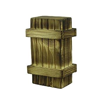amazon buedvo magic wooden box with extra secure secret drawer
