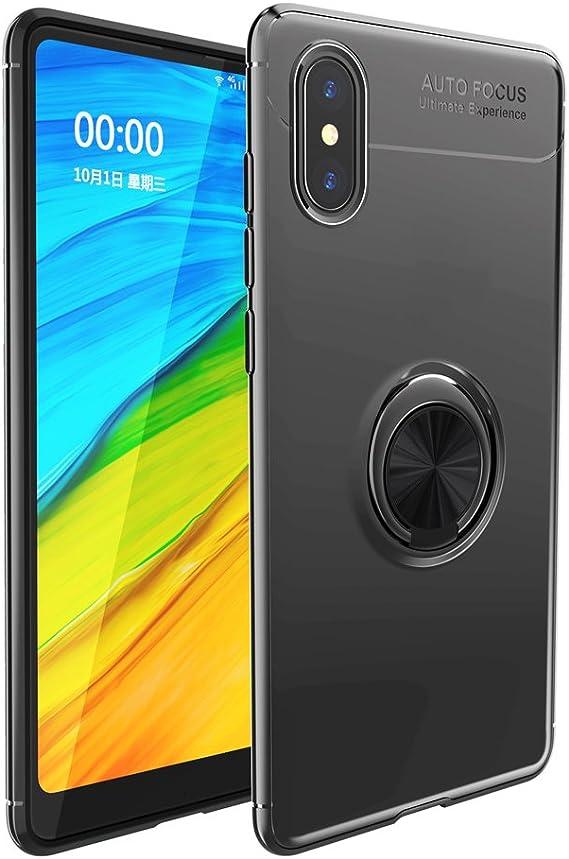 DAYNEW Funda para XiaoMi Mi 7,[Anti-Caída] 360 Grados rotación ...