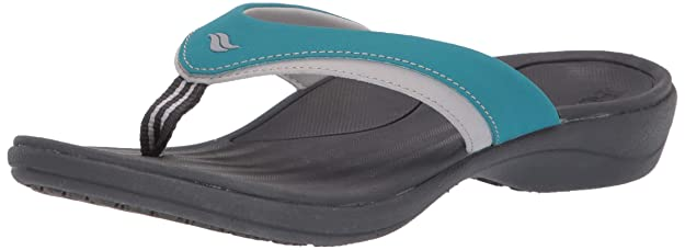 Powerstep Fusion Sandals, Womens, Women's Size 10 Regular US best women's flip flops for plantar fasciitis