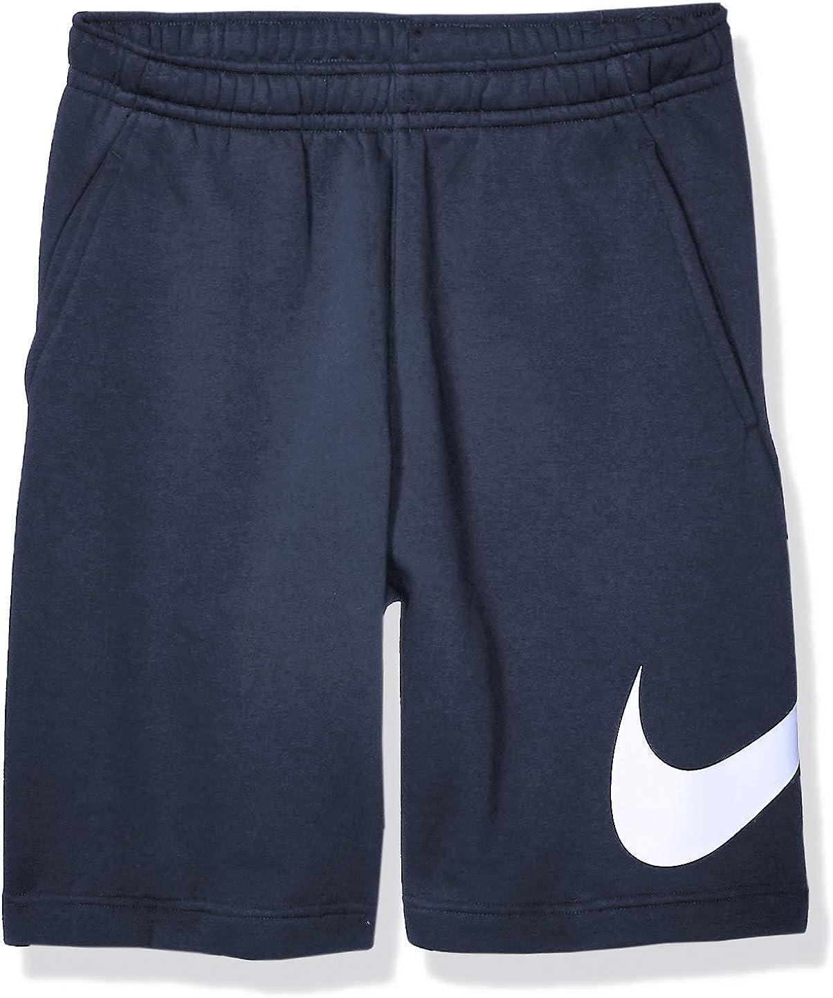Nike Mens Sportswear Club Short Basketball Graphic