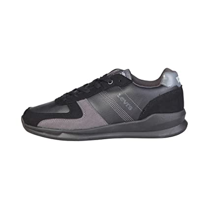 Levis Hombre 226319_193 Negro Zapatillas 11 UK