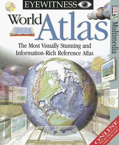Eyewitness World Atlas CD-ROM (win)