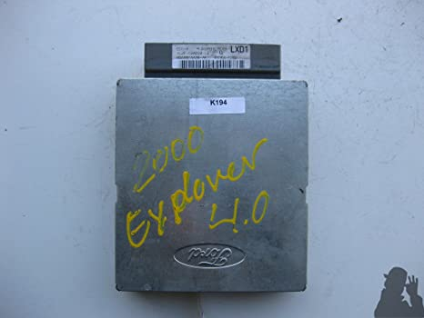 Amazon com: Engine Computer ECM ECU PCM YL2F12A650LB: Automotive