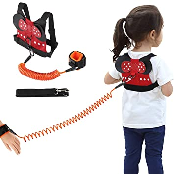 Baby Toddler Safety Harness Backpack Child Kids Strap Shoulder Walkers Tether
