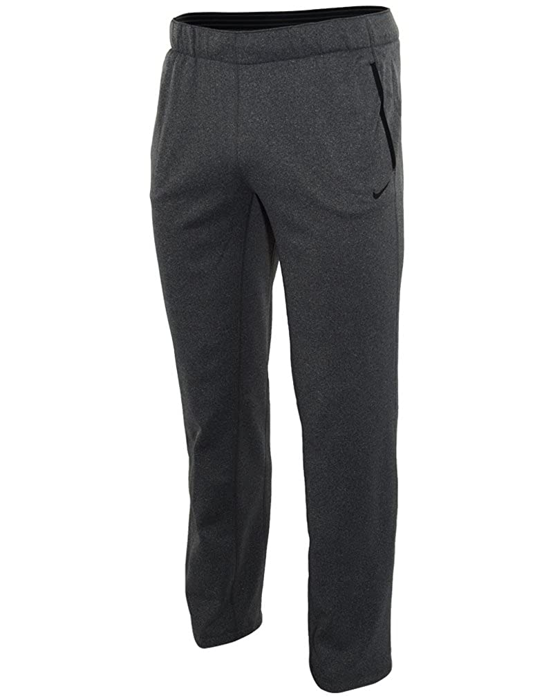f0c86298a2 Amazon.com: Nike Therma All Time Training Pants Womens Style: 684987-032  Size: L: Clothing