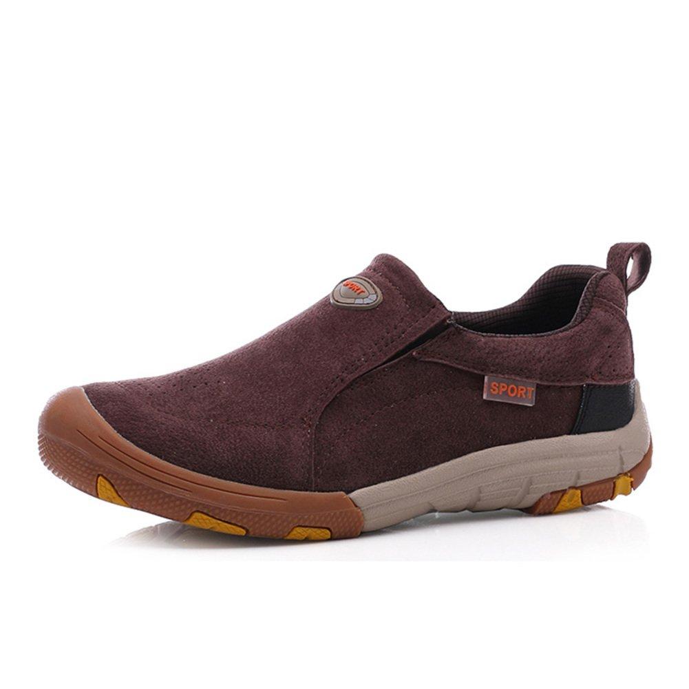 Frühjahr Sommer Outdoor-Schuhe für Herren Rutschfeste Schuhe Tragen Sie weiche faule Schuhe