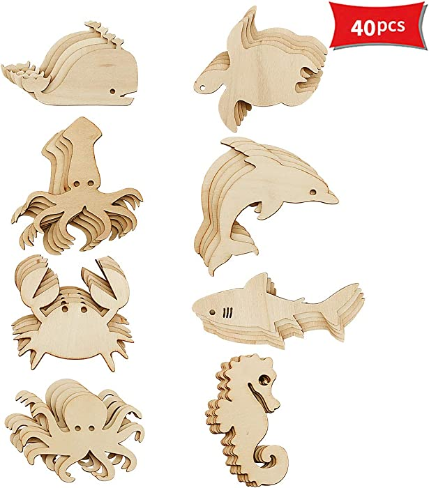 The Best Wood Cut Out Shark