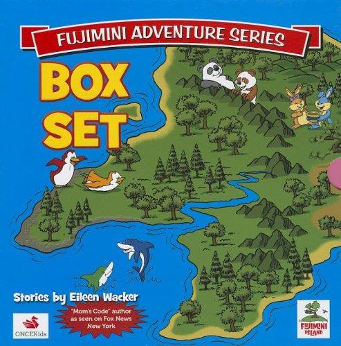 Download The Fujimini Adventure Series Box Set PDF