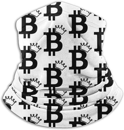 Bandana Calentador De Cuello,Nerd Geek Bitcoin Pañuelo para ...