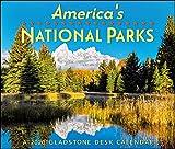 Gladstone Media, 2020 Americas National Parks Desk Calendar