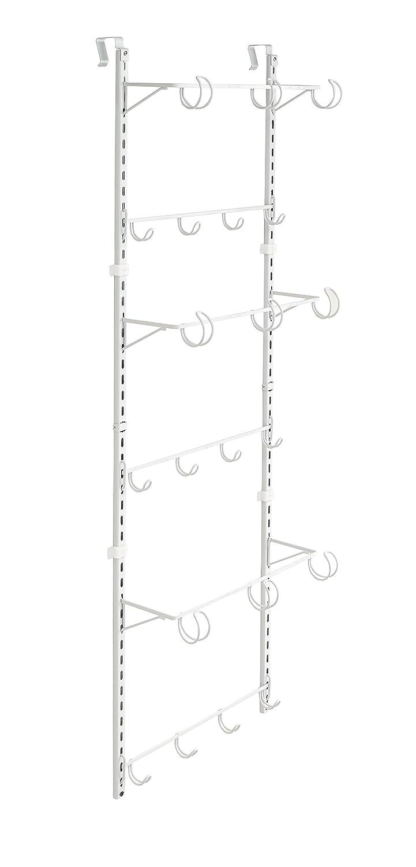 ClosetMaid 97535 Adjustable Wall & Door 8-Tier Basket Organizer, 18 18