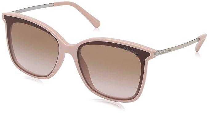 Michael Kors 0MK2079U Gafas de sol, Rose Water, 61 para ...