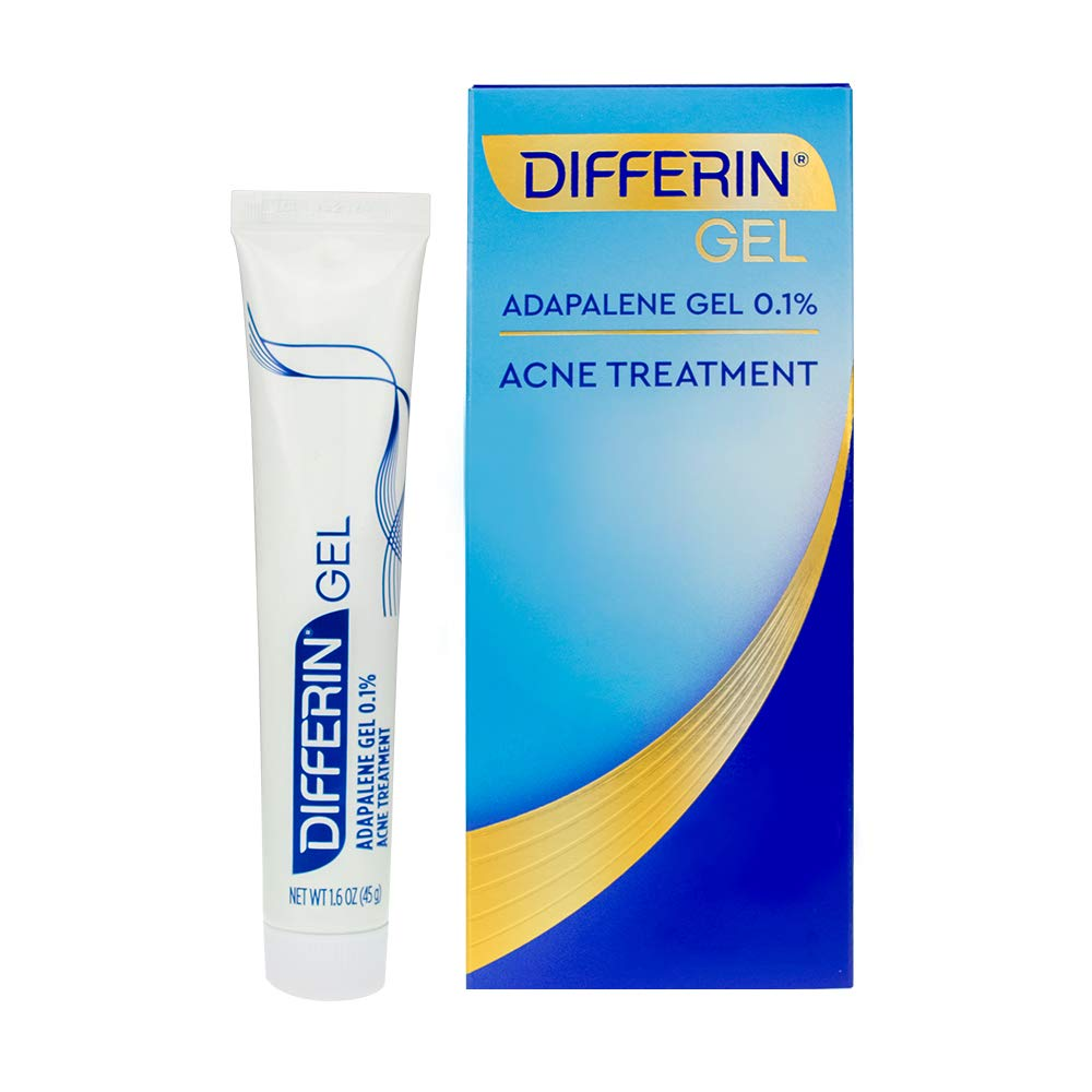 Amazon Com Differin Adapalene Prescription Strength Retinoid Gel