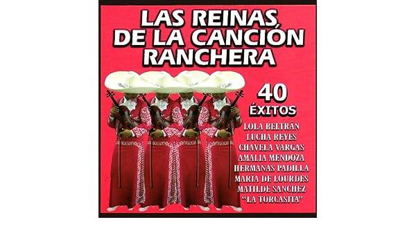 Las Reinas de la Canción Ranchera by Various artists on Amazon Music - Amazon.com