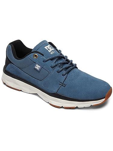 DC Shoes Crisis - Shoes - Chaussures - Homme - US 11/UK 10/EU 44.5 - Bleu VslMIAXOZ