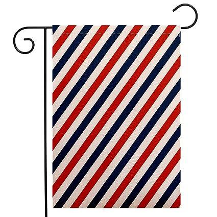 Amazon.com: Bandera de jardín de doble cara, hámsa ...