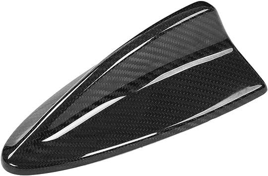 Cubierta de antena de aleta de tiburón Estilo de fibra de carbono para Serie1 3 5 E46 E90 E92 E60 M3 M5
